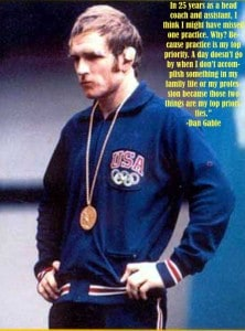 Dan Gable-One of the best wrestlers of all time